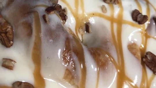 1 Dozen Salted Caramel Sticky Buns