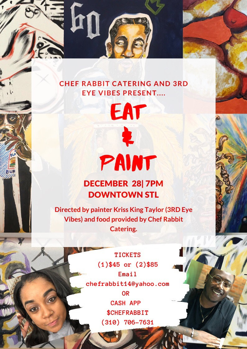 EAT & PAINT Private Event