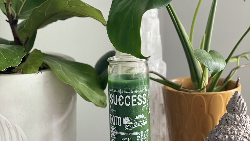 Blessed 7Day Success Candle