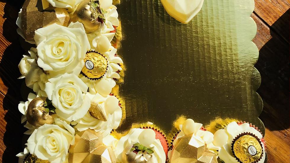 Number/Letter Cake