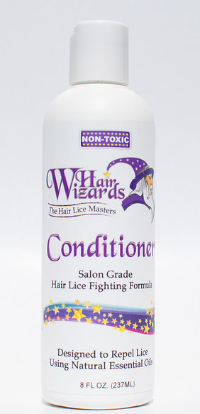Hair Wizards Salon Conditioner