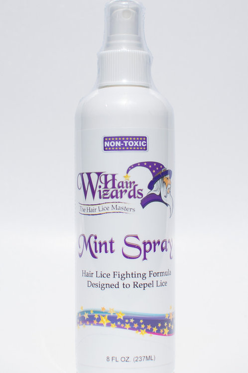 Mint Lice Repellent Spray