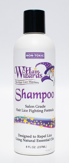 Hair Wizards Salon Shampoo