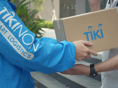 A PART OF TIKI'S SUCCESS: OPTIMIZING LOGISTICS OPERATIONS IN COMPLETING ALL ORDERS AND DELIVERY
