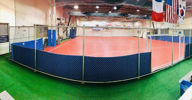 Now booking parties for Spring at Futsal