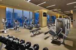 Socialight Hilton Zhuzhou Gym