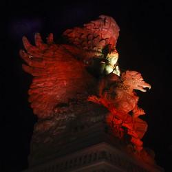 Socialight Garuda Wisnu Kencana 3R Red S