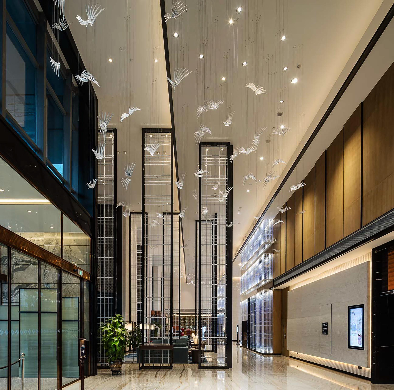 Socialight Hilton Zhuzhou LOBBY 3