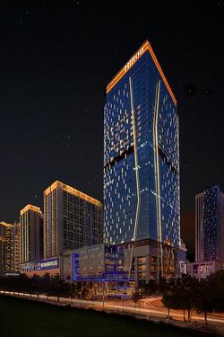 Socialight Hilton Zhuzhou Facade 2