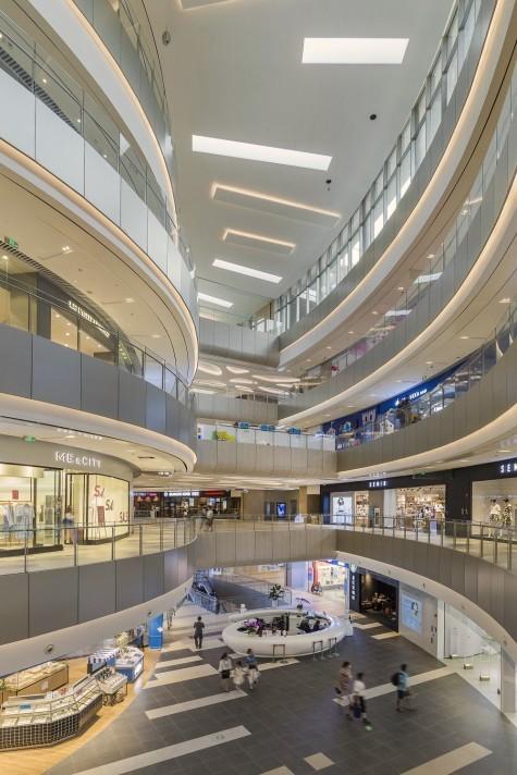 Socialight Vivocity Shanghai Interior 1