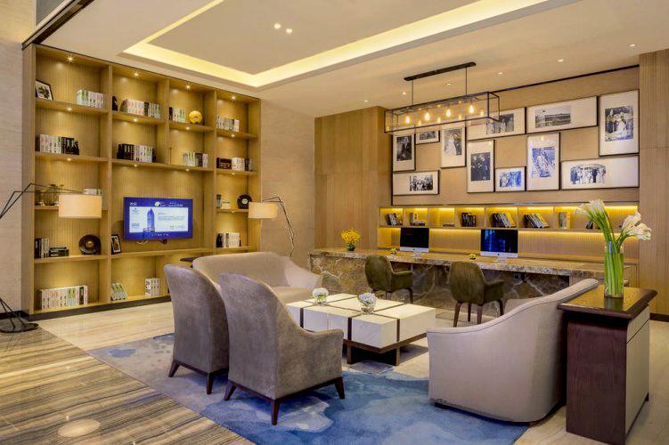 Socialight Hilton Zhuzhou Executive Loun