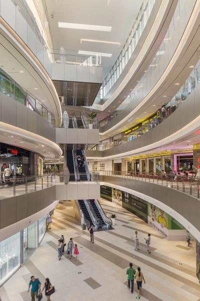 Socialight Vivocity Shanghai Interior 4