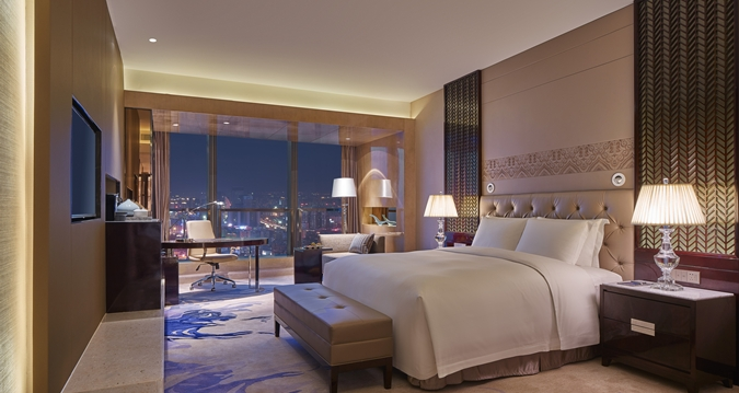 Socialight Hilton Haikou Standard King