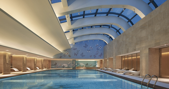 Socialight Hilton Haikou Pool
