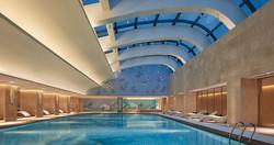 Socialight Hilton Haikou Pool