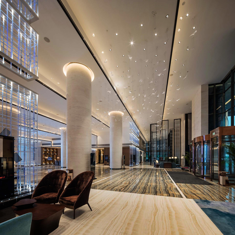 Socialight Hilton Zhuzhou LOBBY 1