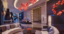Socialight Hilton Haikou Lobby