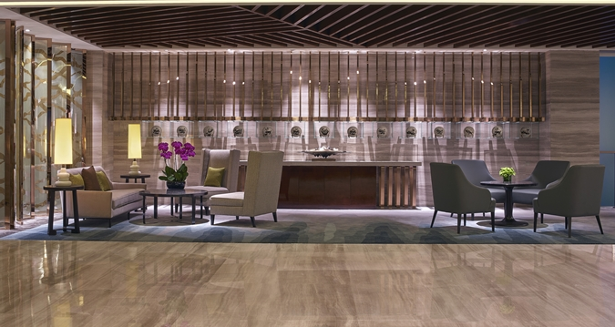 Socialight Hilton Haikou Lounge3