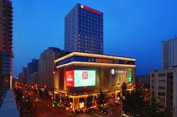 Socialight Hilton Garden Inn Dandong Exterior