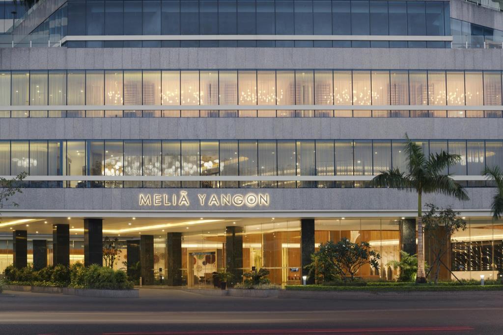 Socialight Melia Yangon exterior
