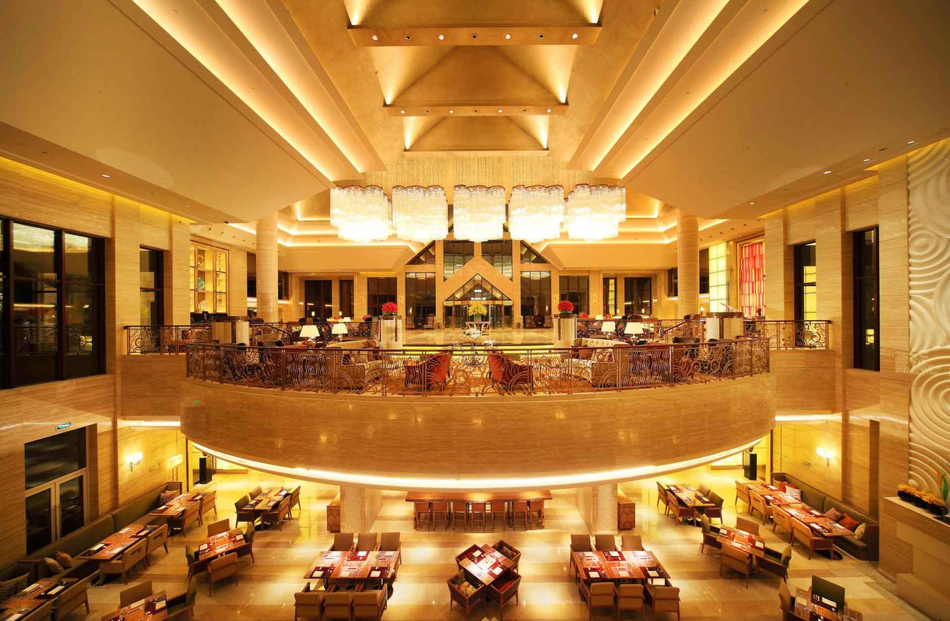 SOCIALIGHT HILTON QIANDAO HU A3 Lobby3
