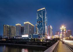 Socialight Hilton Zhuzhou Facade 4