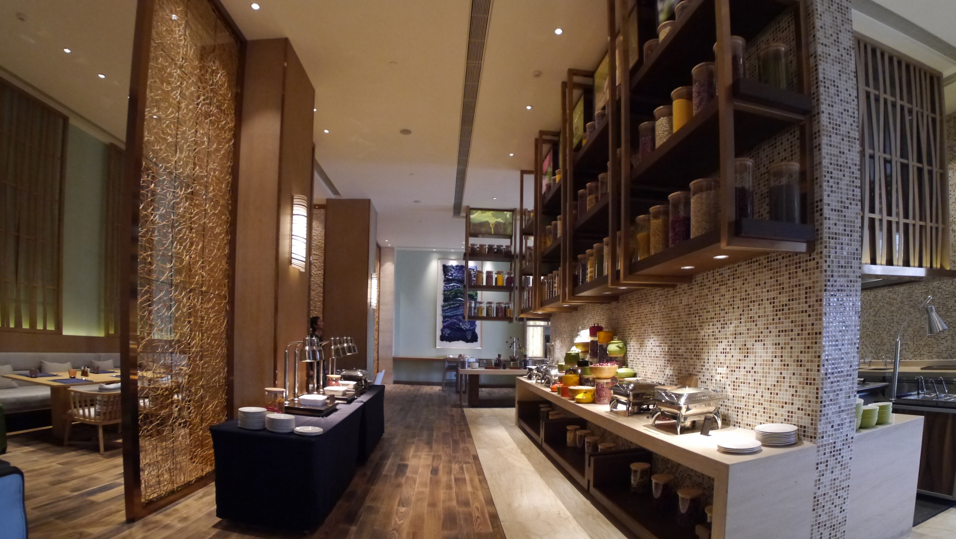 Socialight 11 Hilton Fuxian Lake Specialty Restaurant 1