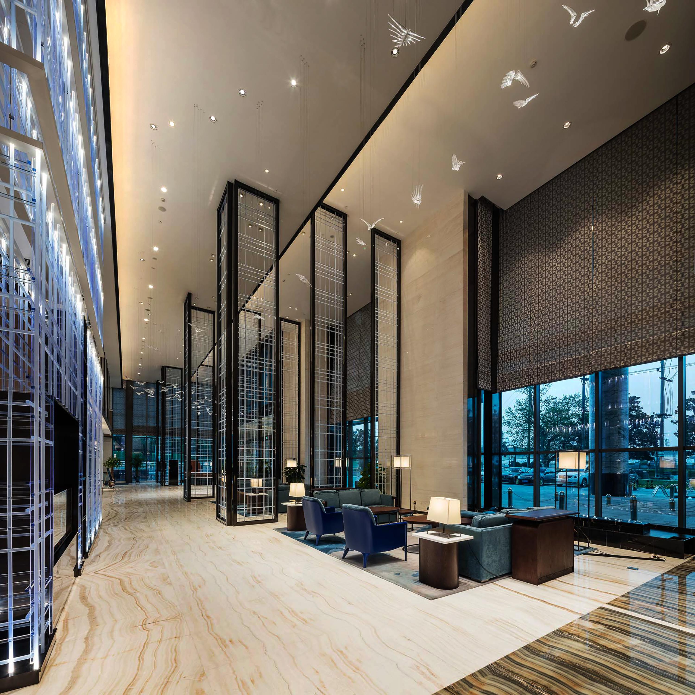 Socialight Hilton Zhuzhou LOBBY 2