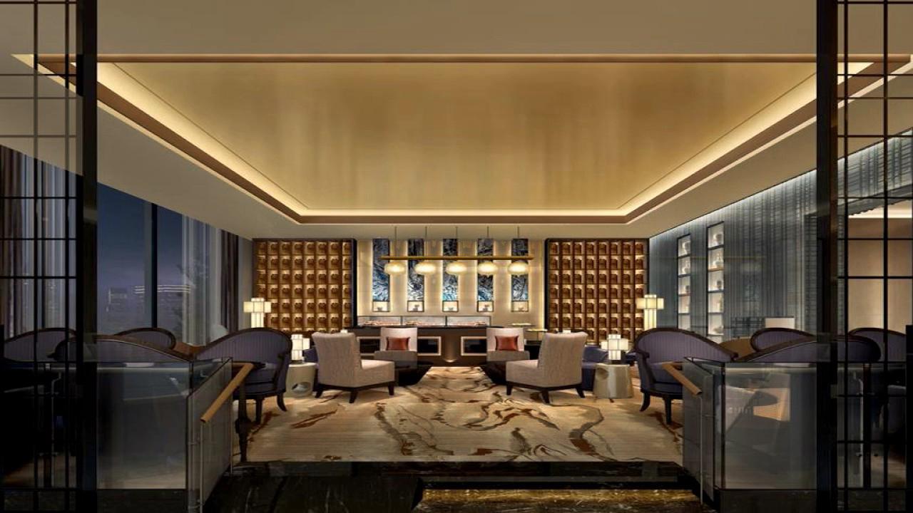 Socialight Hilton Zhuzhou Lounge