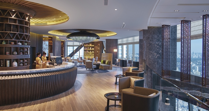 Socialight Hilton Haikou Executive Lounge
