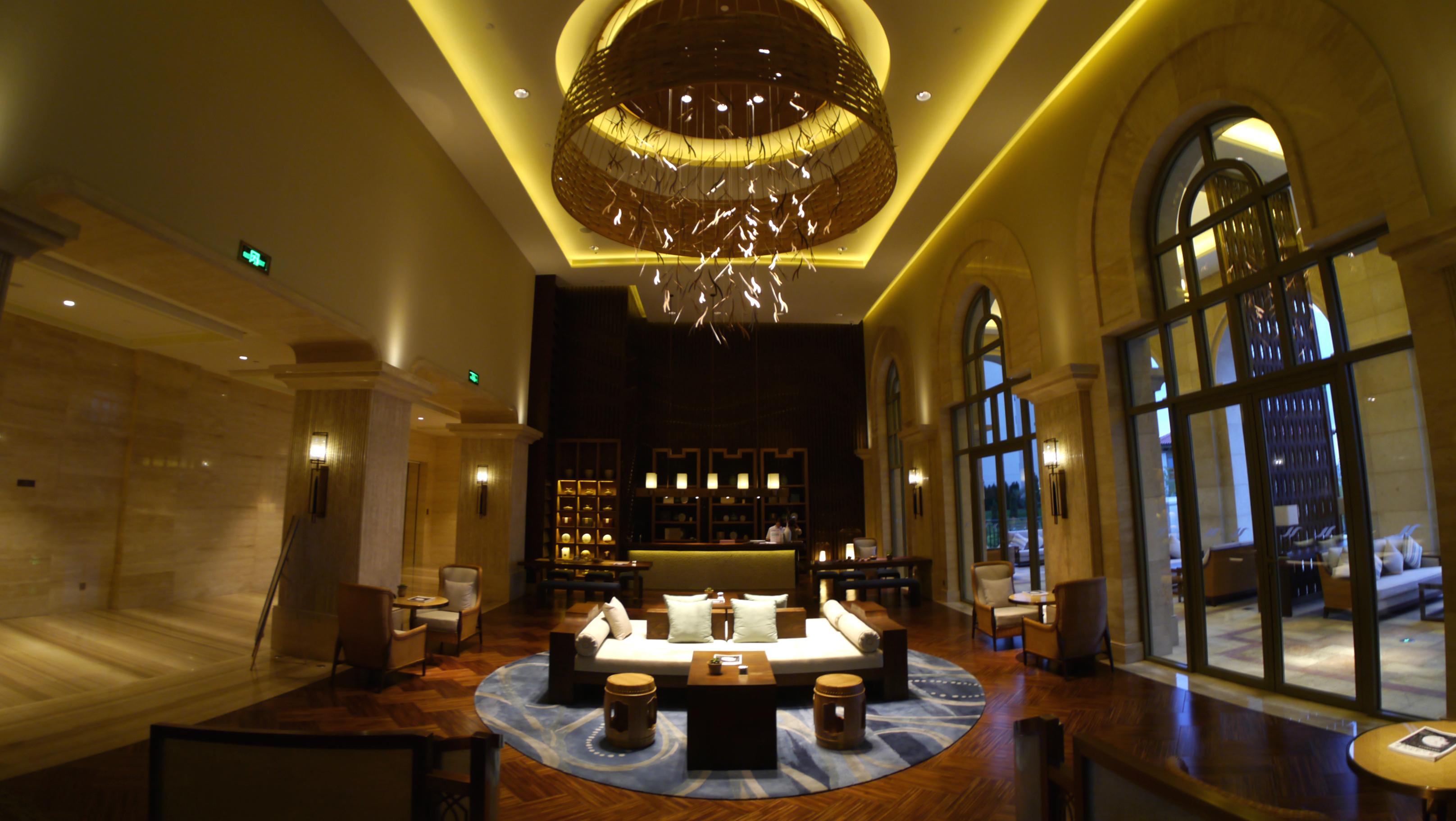 Socialight 12 Hilton Fuxian Lake Tea Bar 1