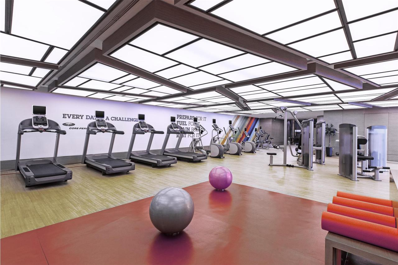 SOCIALIGHT SHERATON XIXI 0811A GYM