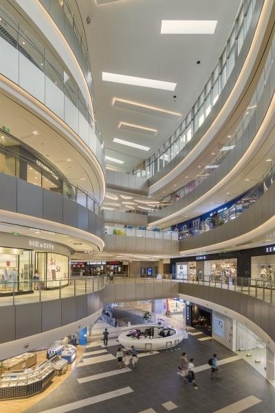 Socialight Vivocity Shanghai Interior 5