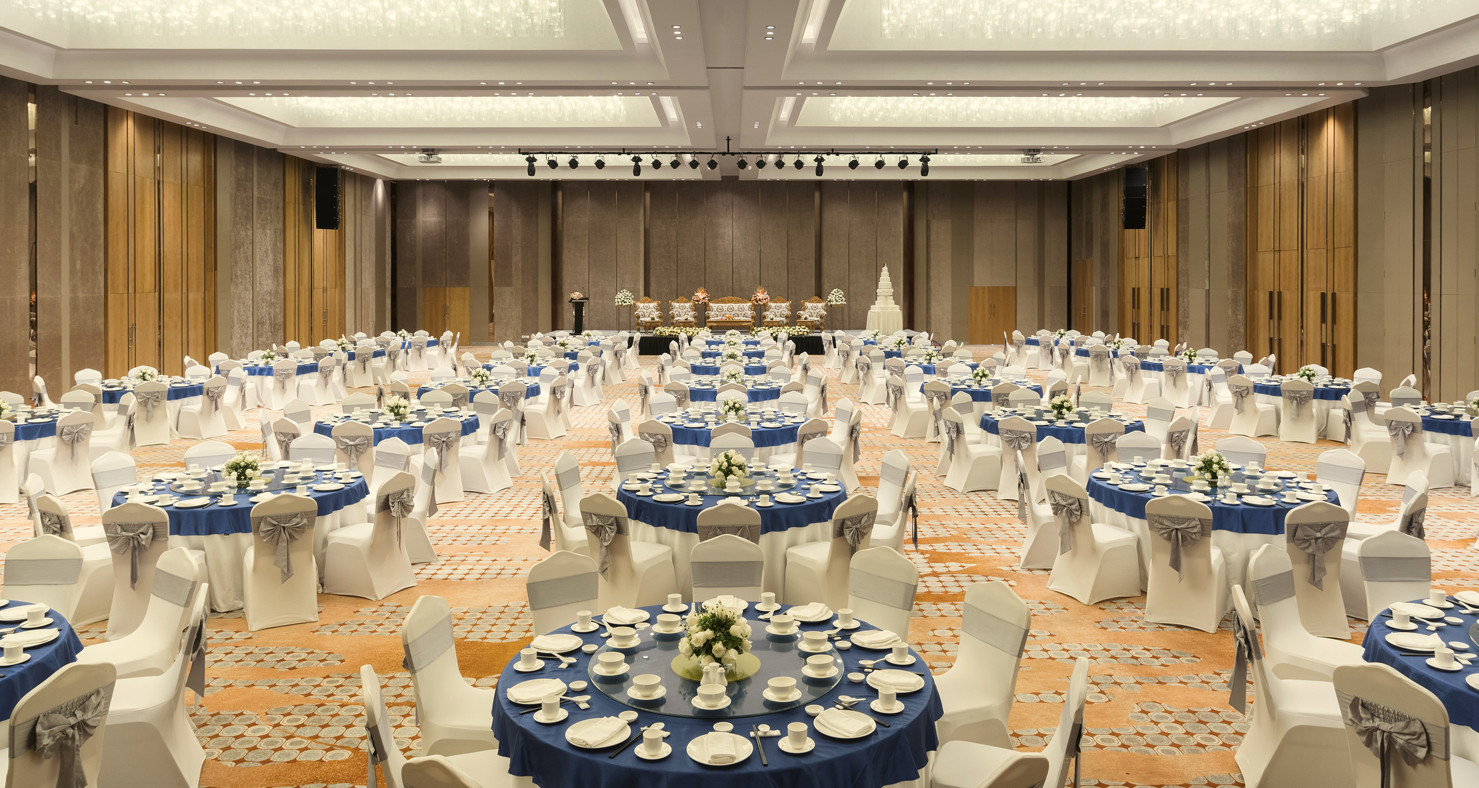 Socialight Melia Yangon Wedding