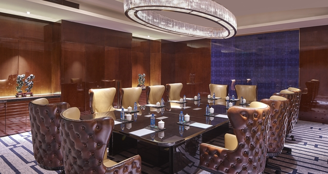Socialight Hilton Haikou Boardroom