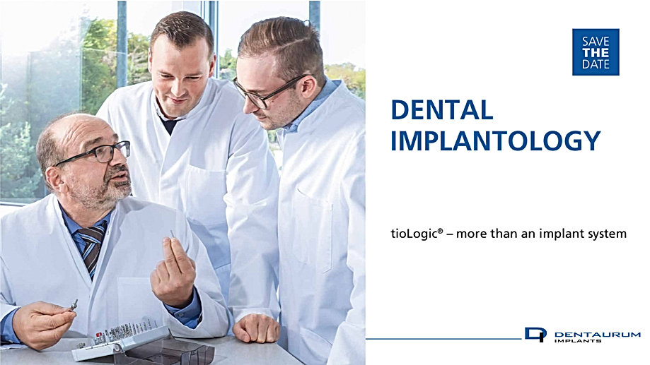 kurs implantologiczny tioLogic w Dentaurum Implants