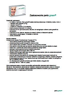 PerioGreen ulotka pl PDF