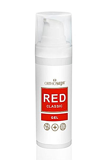 Orthosept RED Gel  Orthosept RED Żel