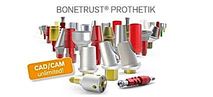 Medical instinct, BoneTrust CAD/CAM, niemiecki system implantacji