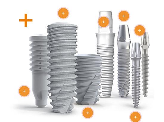 niemiecki system implantacji BoneTrust Medical-Implants+