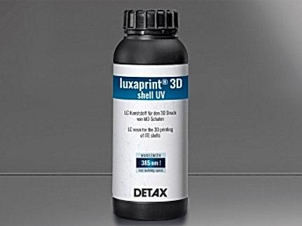 luxaprint  3D shell