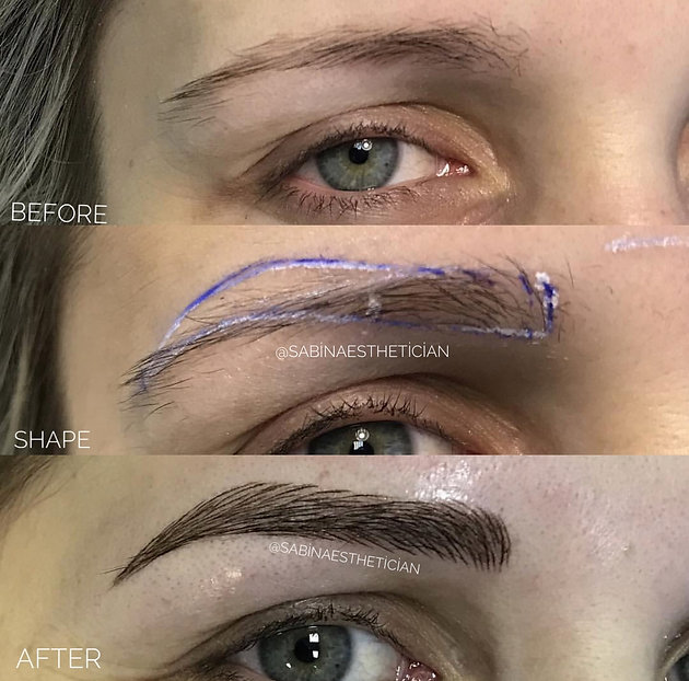 Microblading Fading – How to Fade your Brows Quickly