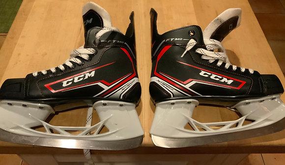 CCM Skates, Size 4. Like new!