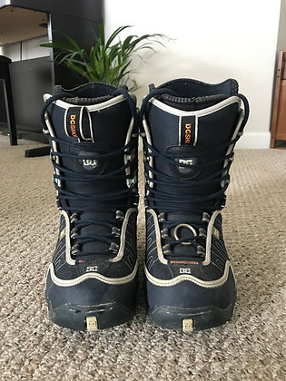 Women's DC Snowboard Boots - Size 8