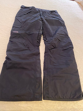 Women's North Face Insulated Snow/Ski Pants Size Large