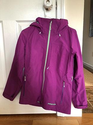 Women's Patagonia Ski Jacket Size XS, purple