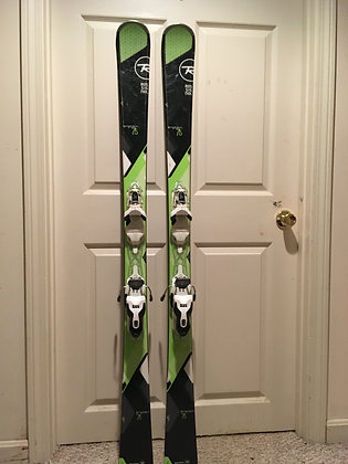 Rossignol Temptation 152cm Women's Skis with Look Xpress Bindings