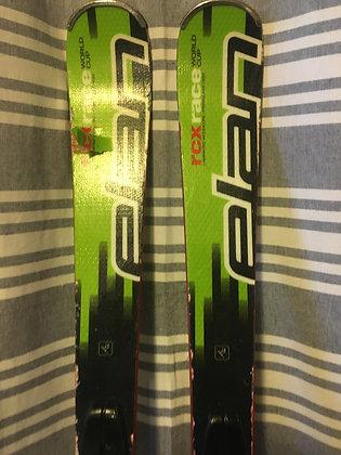 Elan RCX Race Jr Race Skis- 130