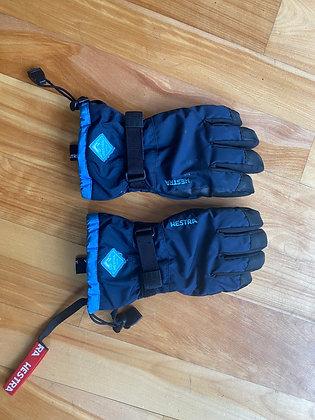 Hestra Junior Glove - Navy Size 7