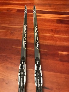 Fischer SCS Classic Ski with NNN